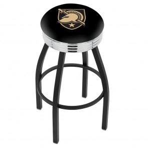 L8B3C US Military Academy Bar Stool