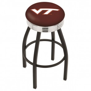 L8B3C Virginia Tech Bar Stool