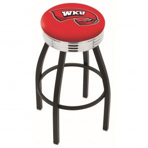 L8B3C Western Kentucky Bar Stool