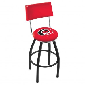 L8B4 Carolina Hurricanes Bar Stool