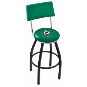 L8B4 Dallas Stars Bar Stool