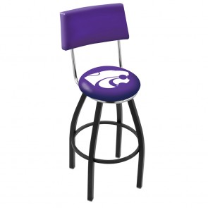 L8B4 Kansas State Bar Stool