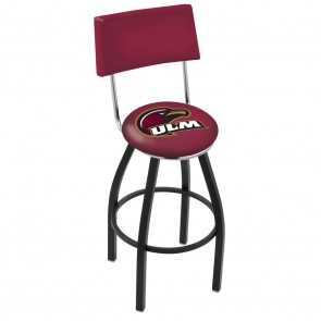 L8B4 Louisiana-Monroe Bar Stool