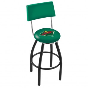L8B4 Minnesota Wild Bar Stool