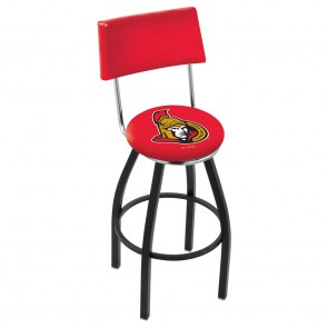 L8B4 Ottawa Senators Bar Stool