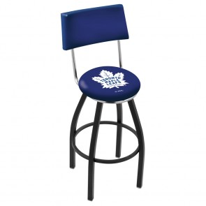 L8B4 Toronto Maple Leafs Bar Stool