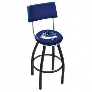 L8B4 Vancouver Canucks Bar Stool