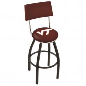 L8B4 Virginia Tech Bar Stool