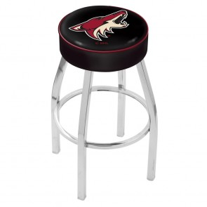 L8C1 Arizona Coyotes Bar Stool