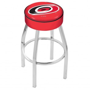 L8C1 Carolina Hurricanes Bar Stool