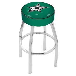 L8C1 Dallas Stars Bar Stool
