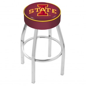 L8C1 Iowa State Bar Stool