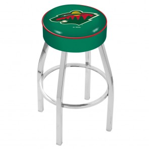 L8C1 Minnesota Wild Bar Stool