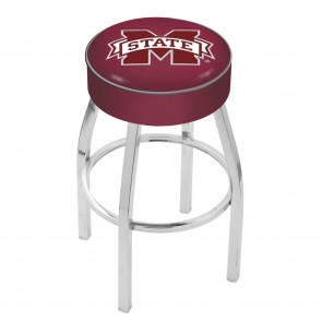 L8C1 Mississippi State Bar Stool