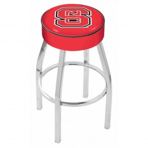 L8C1 North Carolina State Bar Stool