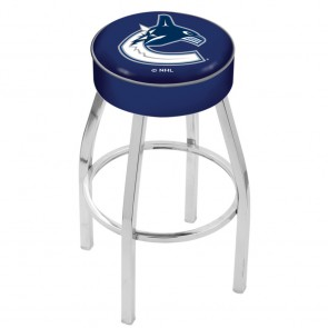 L8C1 Vancouver Canucks Bar Stool