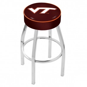 L8C1 Virginia Tech Bar Stool