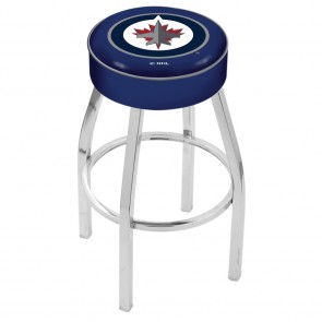 L8C1 Winnipeg Jets Bar Stool