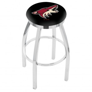 L8C2C Arizona Coyotes Bar Stool