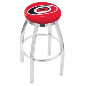 L8C2C Carolina Hurricanes Bar Stool