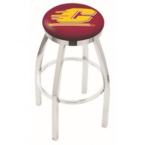 L8C2C Central Michigan Bar Stool