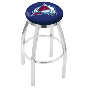L8C2C Colorado Avalanche Bar Stool