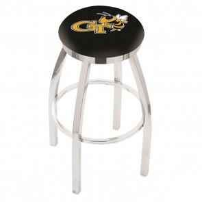 L8C2C Georgia Tech Bar Stool