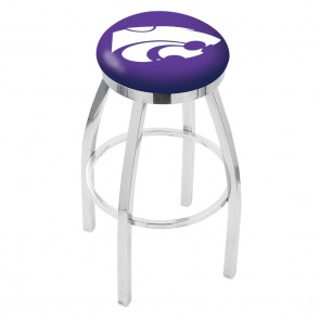 L8C2C Kansas State Bar Stool