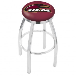 L8C2C Louisiana-Monroe Bar Stool