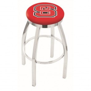 L8C2C North Carolina State Bar Stool
