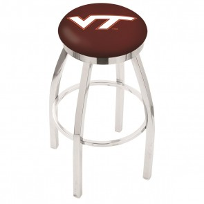 L8C2C Virginia Tech Bar Stool