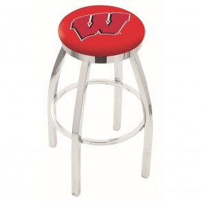 L8C2C Wisconsin W Bar Stool