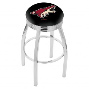 L8C3C Arizona Coyotes Bar Stool
