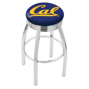 L8C3C California Bar Stool