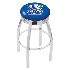 L8C3C Eastern Illinois Bar Stool