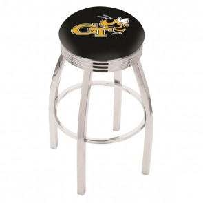 L8C3C Georgia Tech Bar Stool