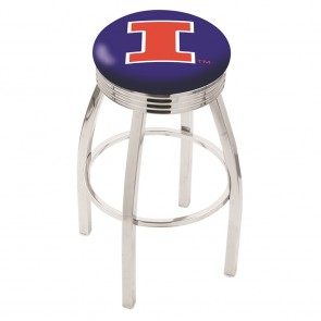 L8C3C Illinois Bar Stool
