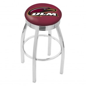 L8C3C Louisiana-Monroe Bar Stool