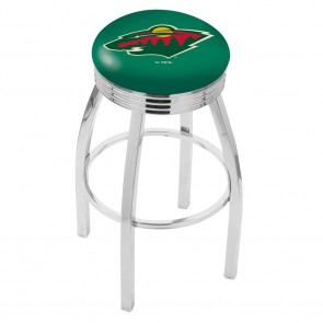 L8C3C Minnesota Wild Bar Stool