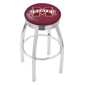 L8C3C Mississippi State Bar Stool