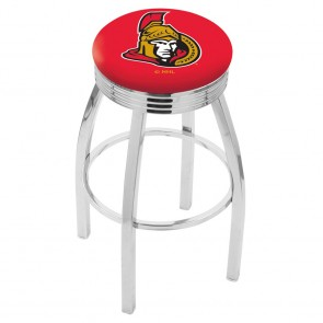 L8C3C Ottawa Senators Bar Stool