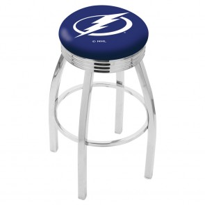 L8C3C Tampa Bay Lightning Bar Stool