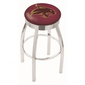 L8C3C Texas State Bar Stool