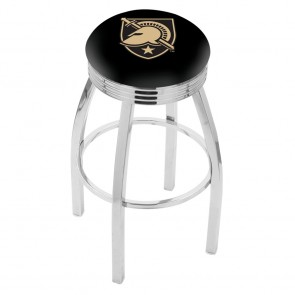 L8C3C US Military Academy Bar Stool