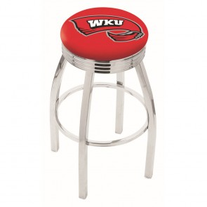 L8C3C Western Kentucky Bar Stool
