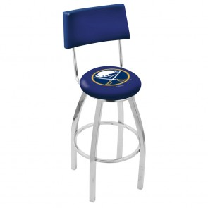 L8C4 Buffalo Sabres Bar Stool