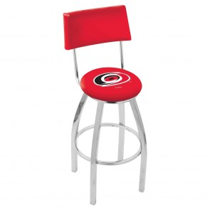 L8C4 Carolina Hurricanes Bar Stool