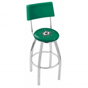 L8C4 Dallas Stars Bar Stool
