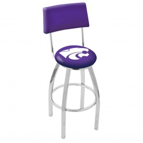 L8C4 Kansas State Bar Stool