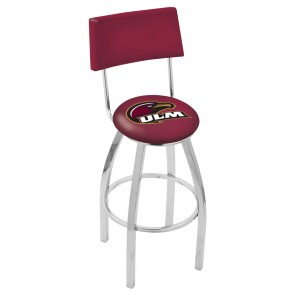L8C4 Louisiana-Monroe Bar Stool